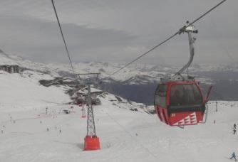 Cabine Vale Nevado